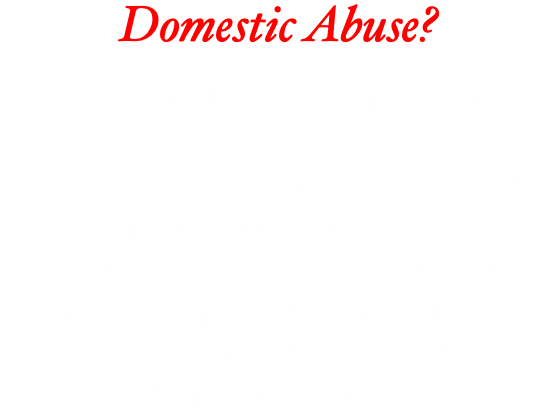 Domestic Abuse? Some of us have/are experiencing sexual and mental abuse from a loved one or coworker. You don't know why it's happening, but you fear for your life. You may not have a confidential or safe place to speak about it. You are not alone. Rest assure that we are here to help you rebound!